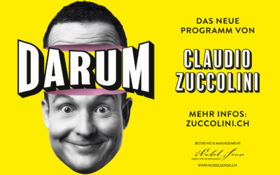 Comedy Open-Air – Claudio Zuccolini 14.08.2020