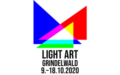 Light Art Grindelwald 09.10. – 18.10.2020