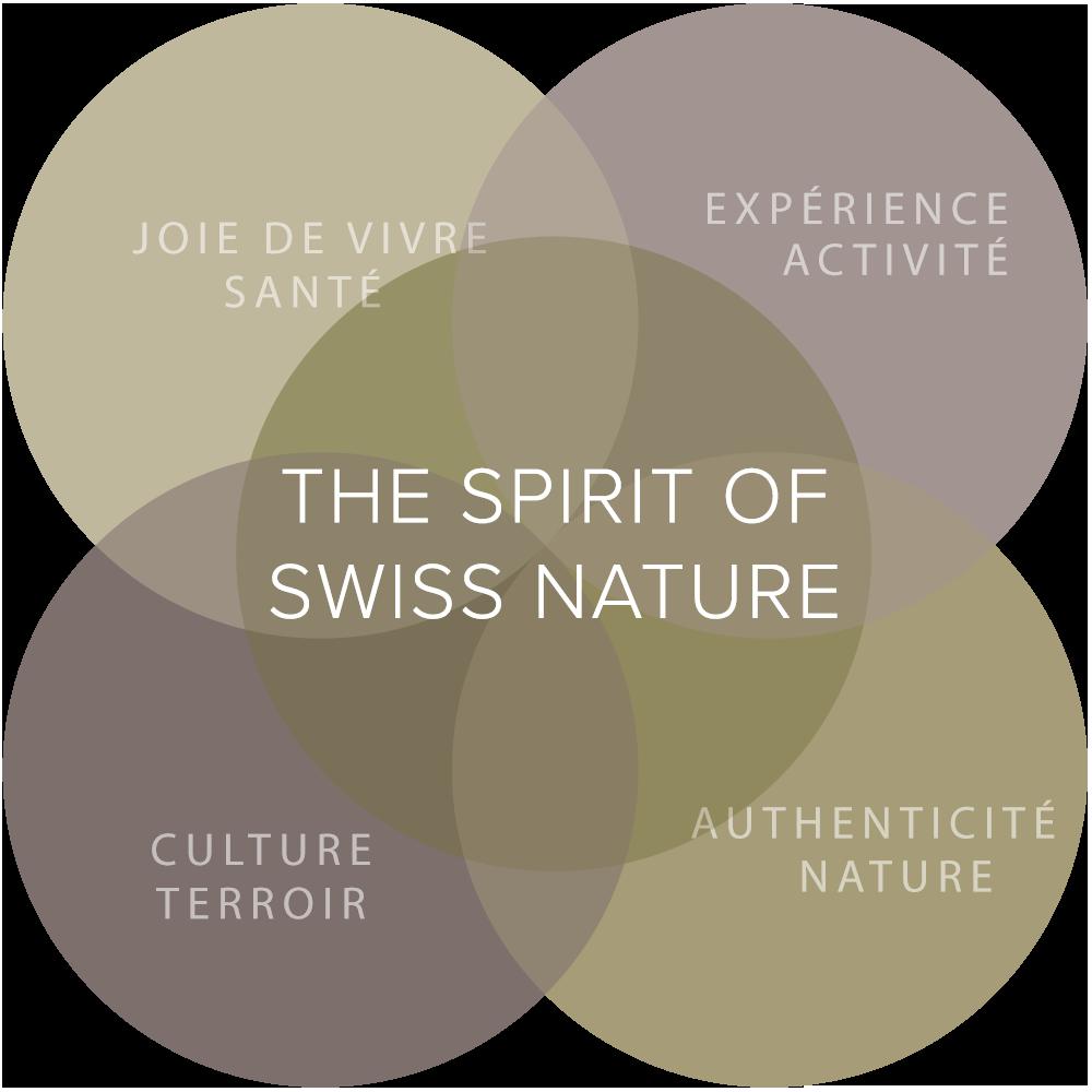 Découvrez l'esprit de la nature suisse à l'hôtel BODMI